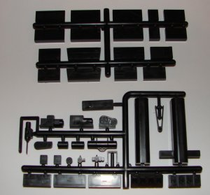 #TSP 460 Under-body Detail Kit for HO